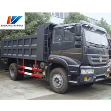 Factory sale best quality 15 ton 220HP 6 wheel sinotruk howo dump truck price