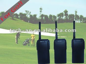 Two Way Radio Walkie Talkie For Referee Use
