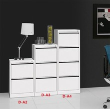 HANDINHAND D-A3 home furniture/office furniture Three drawers cabinet/ lateral file features cabinet Linear shape handle