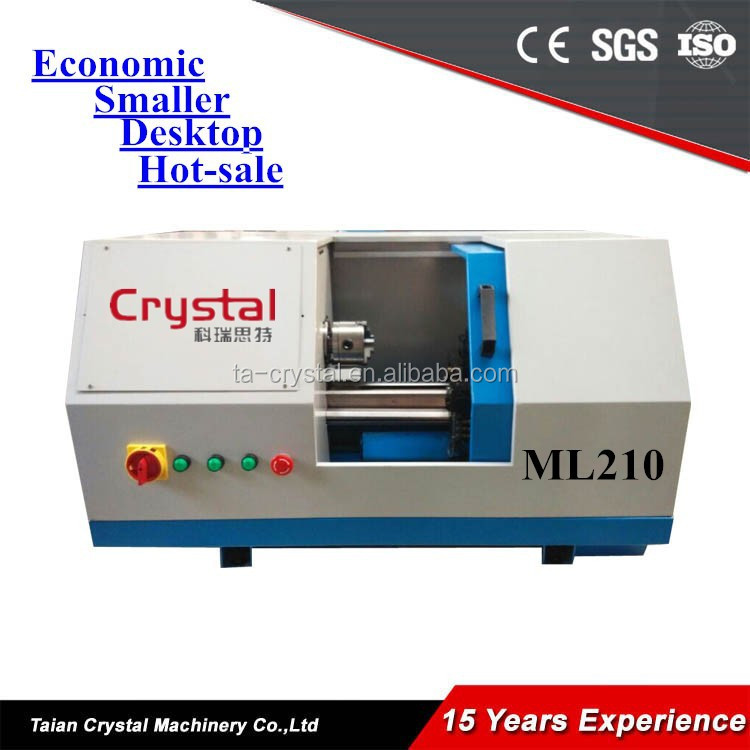 High Precision Economic Bench Cnc Micro Lathe ML210