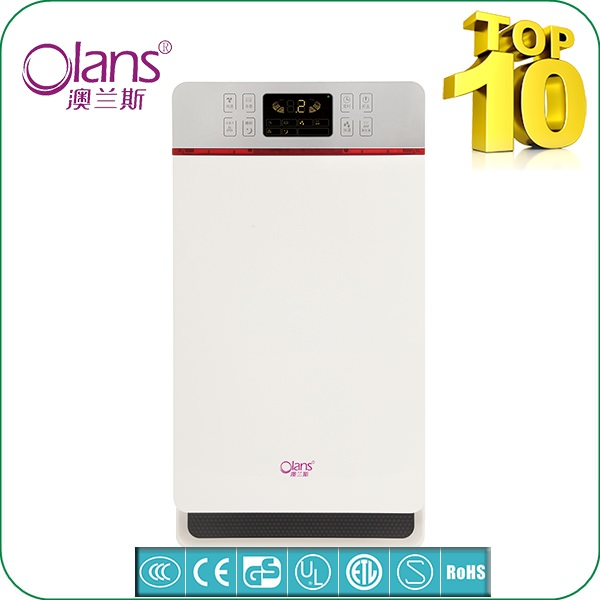 home electrostatic dust collector- air purifier