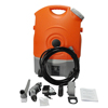 Portable electric powerful pump garden sprayer for multifunction purpose