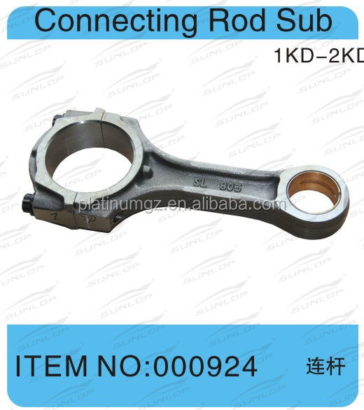 for for hiace parts #000924 <strong>Connecting</strong> <strong>Rod</strong> Sub up 2005 years high <strong>quality</strong> and best price