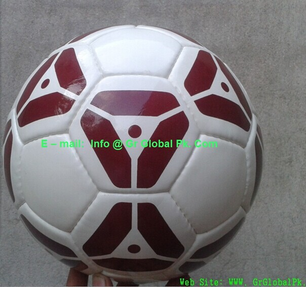 Hand Stitched Mini Football Leather Aussie Rules Footballs national flag soccer ball/football