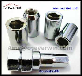 High quality wheel bolt 2806