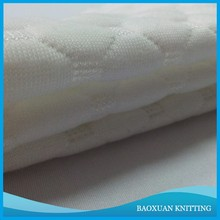 China supplier 100%polyester wholesale custom jacquard bonded fabric