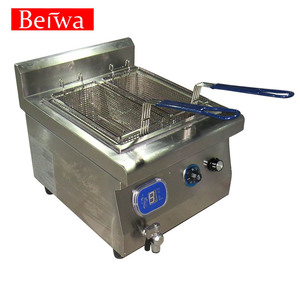 Table-top Deep Induction Electric Fryer For Fried Chicken