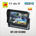 "HD 10.1""CCTV monitor,safty rear view monitor rearview camera system BY-08103MQ"