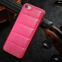 Factory pu leather case for iphone, cover for iphone Se 5s, for iphone 5/6 back cover