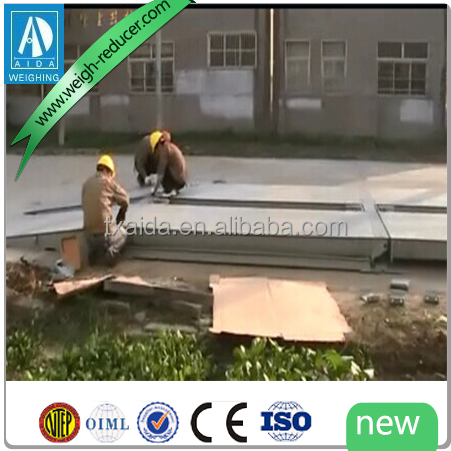 SCS electronic mobile weighbridge