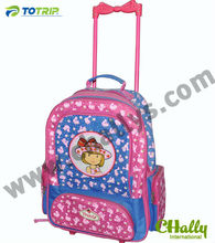 Girl Lovely School Trolley Bags