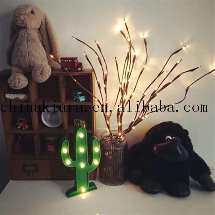 Best Selling Warm White Led Decorative Lighted Branch