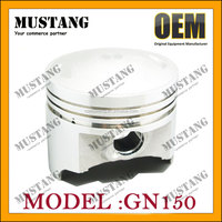 Motorcycle Engine Piston Kit with Piston Ring GN150 for SUZUKI Motorcycle