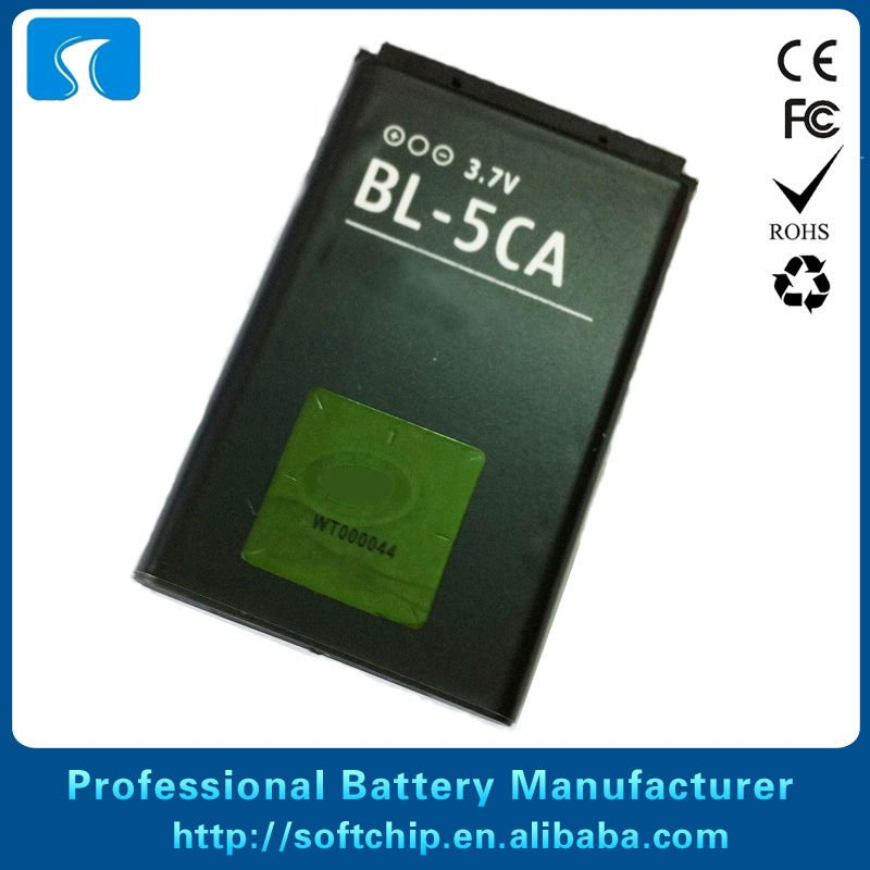 BL5C Battery For Nokia 1110 1110i 1112 1112i 1116 1200 1208 1680c 1681c 1682c 2330c 2700C 1209