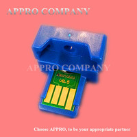 The best quality color toner cartridge chip DX25 for sharp DX-2508NC DX-2008UC DX-2500
