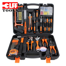Combination Multi - functional home maintenance tools power mechanic hand tool kits