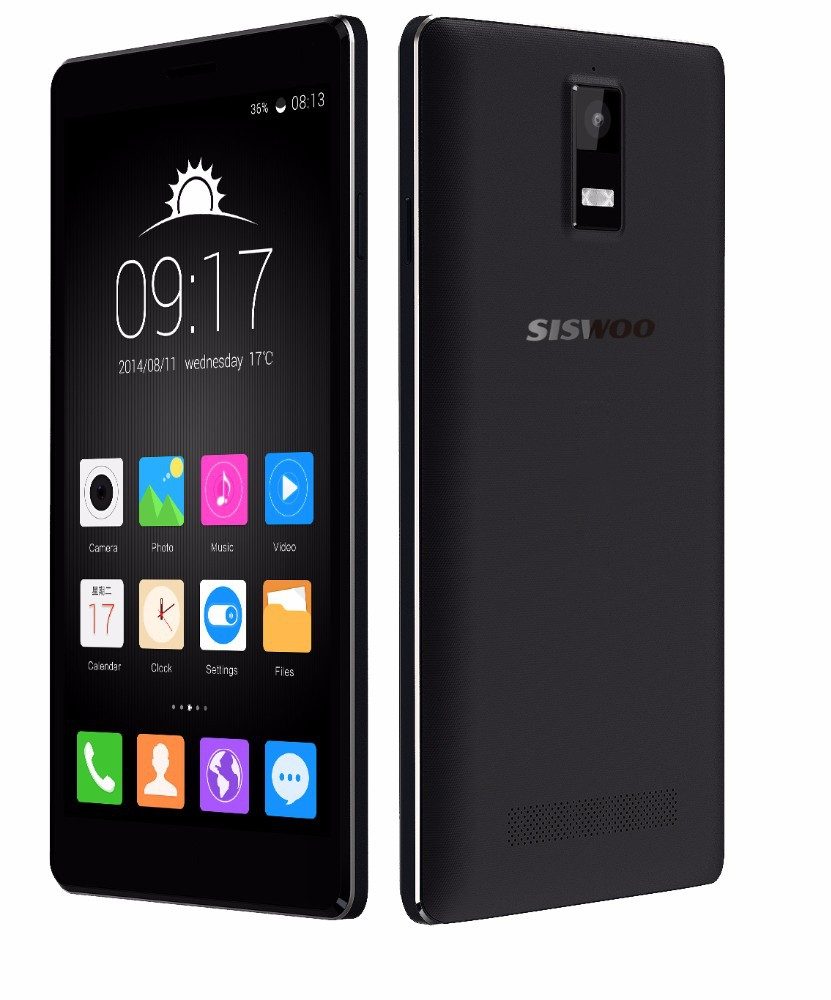 Cheap Hot sale New 5.5inch Siswoo R8 Phone Android 4.4 Octa Core 3GB RAM 32GB ROM mobile phone