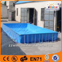 2015 CE certificate hotest inflatable swimming for sale