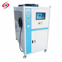 Economic and Reliable 10hp r410a water chiller with low price