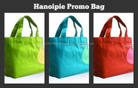Recyclable Zippered Foldable Cotton Promotion bag