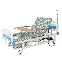 High end medical ABS home care bed nursing home beds medical clinic bed price