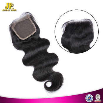 Excellent JP Hair Good Looking Pure 100% Human Brazilian Hair Closure