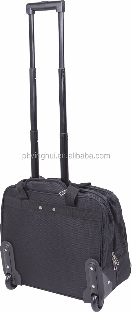Travel trolley luggage swiss polo trolley hard case