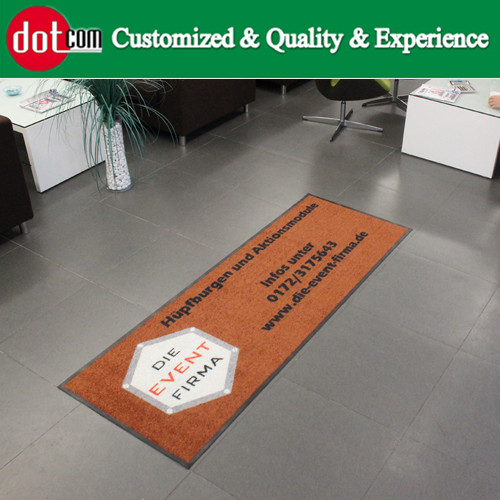 Personalized thin door mat for wholesales