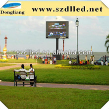 Hot selling!!!! Advertising outdoor p16 led display screen vivid video