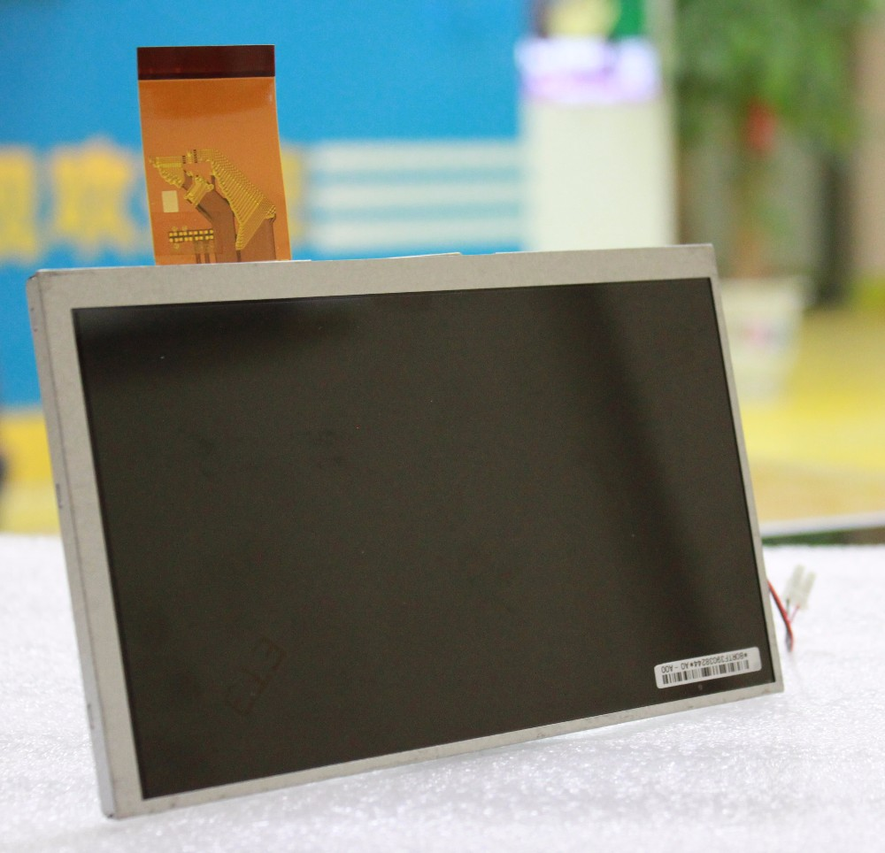 HD 1024x600 7.0 inch in-car lcd display panel with brightness 350~500 nits