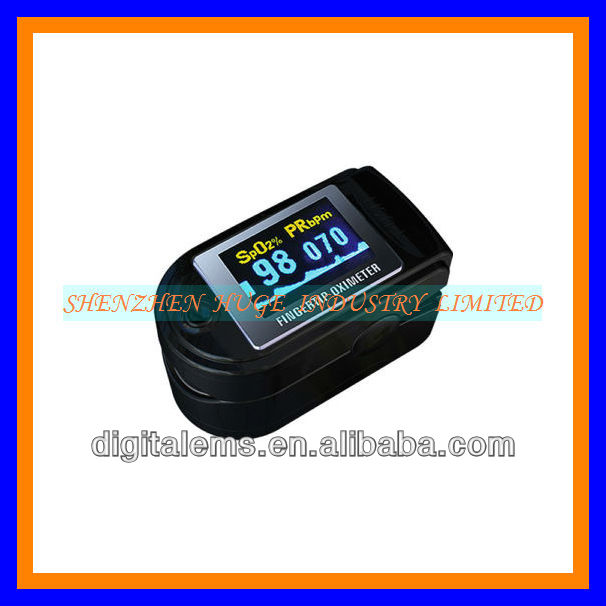 2014 Cute item of home, community medical free pulse oximeter