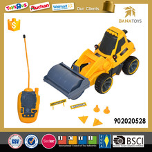 4CH Custom logo rc construction toy trucks