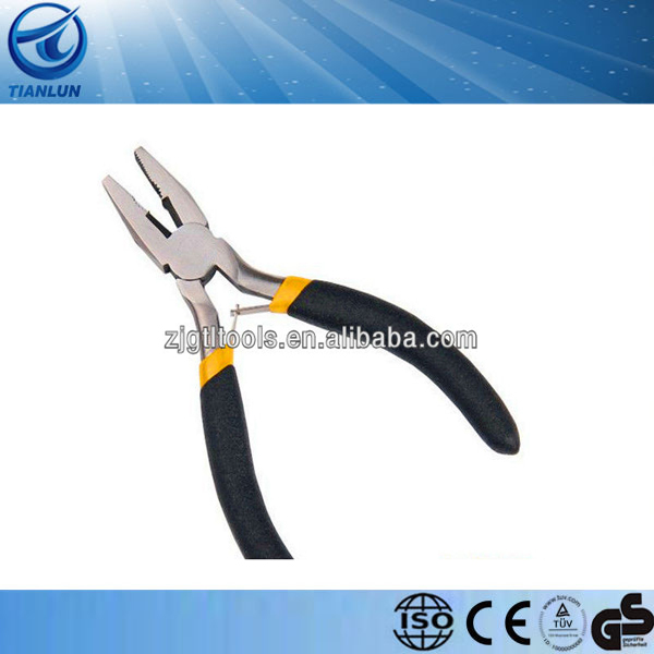 Advanced American Type Drop Forged Mini Combination Pliers
