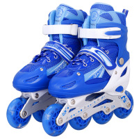 China new design colorful profession quad roller derby skates