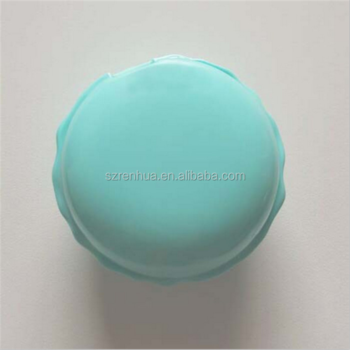 1 pc hot selling Pocket Mini Contact Lens Case Travel Kit Mirror Container High Quality Cute portable