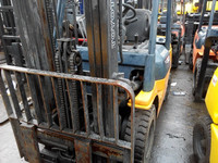 used forklift toyota 3Ton 7FD30 for sale, made in Japan