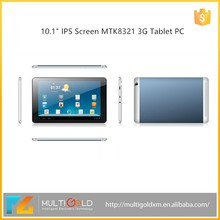 "10.1 Inch Quad Core 3G Dual Sim Card Slot Tablet, 10.1"" MTK8321 Quad Core 3G GPS Wifi GSM Android Tablet"