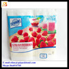 Plastic food grade plastic packaging bags for fruit with customized printing