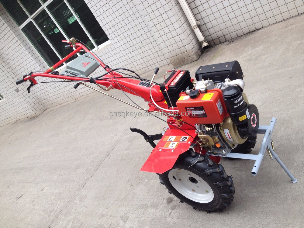 Hot sale! KY135FC 9hp KAMA diesel power tiller price