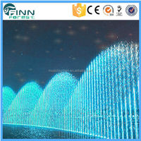 3D Outdoor Shooting Swing Running Spray Dancing Fountain