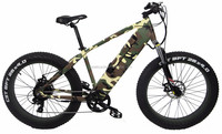 2016 new model electric bicycle with Tektro Disc Brake