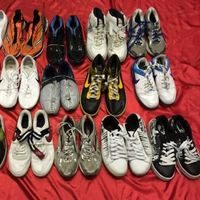 China Supplier Lots of Used Shoes Import with Cheaper Price