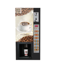 Cafe/Coffee Vending Machine Made in China