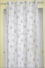Hot Sale Korean Style Door Curtain Printed Design Decorative Curtain Hangings Pattern Window Curtains