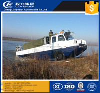 dongfeng EQ2102 6x6 full drive the amphibious truck two purpose Military water boat and ground road truck 6x6 on sales