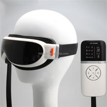 Factory healing physical vibrate fatigue reducing eye massager