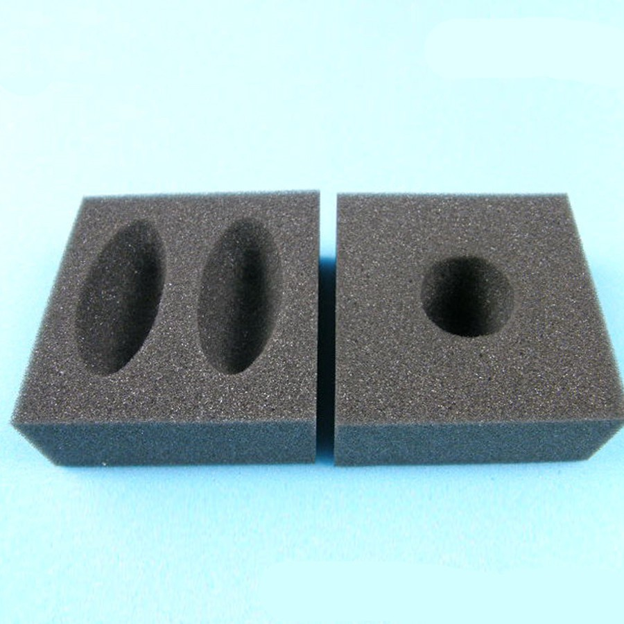 2017 Soft Flocked Manufacturer Package Box Custom Epe Polyurethane Eva Foam Packaging Insert Packing For Gift Wine Jewelry