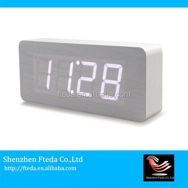 China wholesale smart small desk digital prayer time clock