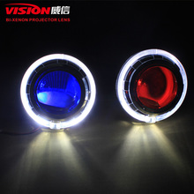 3.0'' auto Angel devil eyes HID xenon light with LED angel eyes