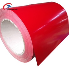 Prepainted Galvanized Iron And Steel Coils PPGI Color Coated Metal Roll